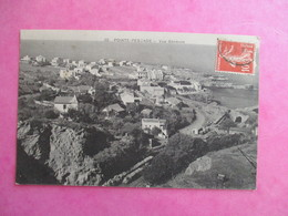 CPA ALGERIE POINTE PESCADE VUE GENERALE - Algeria