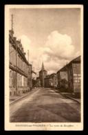 88 - GRANGES - LA ROUTE DE BRUYERES - Granges Sur Vologne