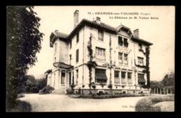 88 - GRANGES - LE CHATEAU DE M. VALTER SEITZ - Granges Sur Vologne