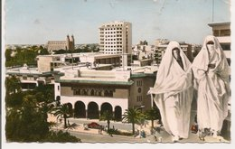 L74A876 - Maroc - Casablanca - La Poste Et Le Sacré Coeur - CAP N°283 - Casablanca