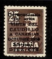 Espagne YT N° 246A Neuf ** MNH. Sans Chiffre De Contrôle Au Verso. Très Rare! TB. A Saisir! - Poste Aérienne