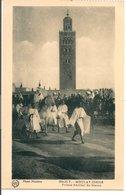 L74A877 -  Moulay-Idriss - Prince Héritier Du Maroc - Photo Flandrin N°258-33F - Morocco