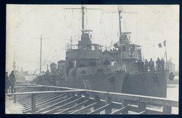 Cpa Carte Photo 1920/22 Lituanie Memel  GX30 - Lituanie