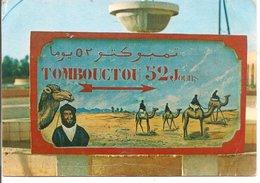 L74A881 -  Le Maroc Pittoresque - Zagora - Départ Pour L'Aventure (Tombouctou 52 Jours) - Difikoi - N°548 - Morocco