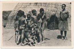 AFRIQUE DU SUD, Ethnique - Carte Photo - South Africa