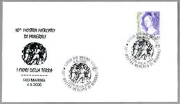MERCADO DE MINERALES - I FIORI DELLA TERRA. Rio Marina, Livorno, 2006 - Minerales