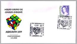 Albaeuropa 2009. CUBO DE RUBIK - RUBIK'S CUBE. Portoferraio, Livorno, 2009 - Kind & Jugend