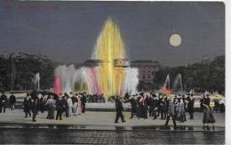 AK 0082  Wien - Hochstrahlbrunnen / Mondscheinkarte Um 1910-20 - Wien Mitte