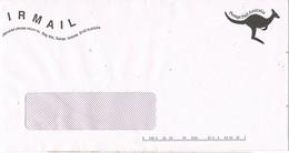 30529. Carta Postage PAID AUSTRALIA, TOORAK (Victoria). Canguro - Entiers Postaux