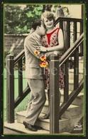 Postkaart / CPA / Postcard / 2 Scans / Couple / Romantique / Ed. Amag No 64529-1 / 1933 - Couples