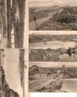 Nieuport / Nieuwpoort : Ruines  1914-1918  --- 10 Cards - Nieuwpoort