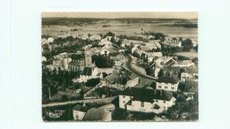 Cpsm -   Saulx De Vesoul -  Vue Aérienne ,le Centre, L' église       AH191 - France