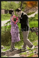 Postkaart / CPA / Postcard / 2 Scans / Couple / Romantique - Couples