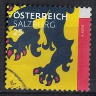 Autriche 2017 Oblitéré Used Coat Of Armes Armoiries Salzburg SU - 2011-... Usati
