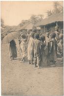 CONGO BELGE - Enfants Au Jeu -  Missions Des RR. PP. Jésuites Au Kwango - Belgian Congo - Other
