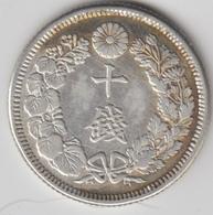 @Y@    Japan   10 Sen   1911       (4730) - Japan