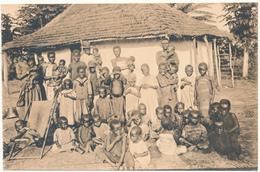 CONGO BELGE - La Jeunesse -  Missions Des RR. PP. Jésuites Au Kwango - Belgian Congo - Other