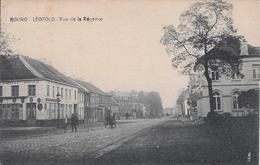 Rue De La Regence Zicht Op De Prince Royal - Leopoldsburg
