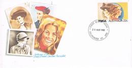30533. Entero Postal COLLINGWOOD (Australia) 1980. Centenary Young Womens YWCA - Enteros Postales