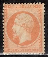 France YT N° 23 Neuf *. Belle Gomme D'origine. Très Frais. A Saisir! - 1862 Napoléon III