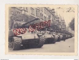 Au Plus Rapide Tank Char D'assaut Archive D'un Militaire Des TOA * Année 1952-1953 - War, Military