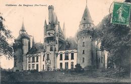 Cpa 87 Chateau De Bagnac - Francia