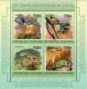 TOGO 2011 - Year Of Forest, Mushrooms - YT 2480-3; CV=17 € - Mushrooms