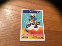 """Carte PITCH TOUR DU MONDE DES SPORTS (BMX) """"JIMMY FLOW Nº7"""" - Autres Collections"""