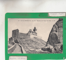 ILE DE BREHAT ROCHERS PHARE PAON  ( Phare ) - Lighthouses