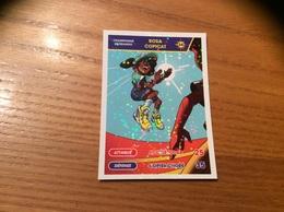 """Carte PITCH TOUR DU MONDE DES SPORTS (NZANGO) """"ROSA COPICAT Nº24"""" - Autres Collections"""