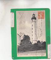 SAINT NAZAIRE TOUR DU COMMERCE  ( Phare ) - Lighthouses