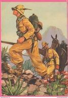 Alpini 5 Divisione Pusteria In AOI Propaganda - Régiments