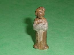 Fèves / Santons : Personnage Nativité , Statue  T99 - Santons