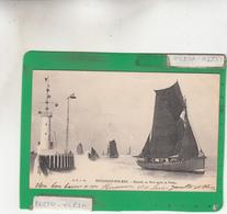 BOULOGNE SUR MER RENTREE AU PORT ( Phare ) - Lighthouses