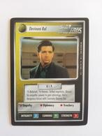 Star Trek CCG - Devinoni Ral (Personnel Non-Aligned/Uncommon) Customizable Card Game - Star Trek
