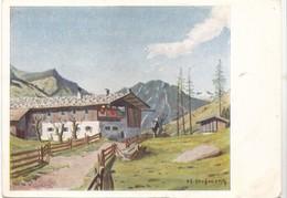 EINODHOF,  A. E. Stegmann, Unused Postcard [22263] - Paintings