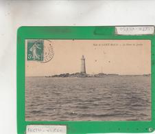 RADE DE SAINT MALO LE PHARE DU JARDIN ( Phare ) - Lighthouses