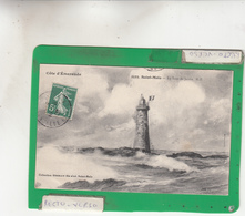 SAINT MALO LE TOUR DU JARDIN ( Phare ) - Lighthouses
