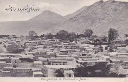 VUE GENERALE DE CHAHROUD. SEYED ABDOR RAHIME KACHANI CIRCA 1919s VOYAGEE-RARISIME- BLEUP - Iran