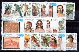 Serie De Cuba N ºYvert 2789/08 (**) - Cuba