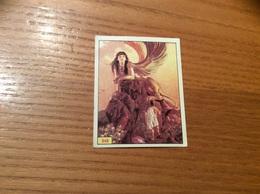 Carte PANINI ANIMAUX PREHISTORIQUES N°348 (sphinx) - Panini