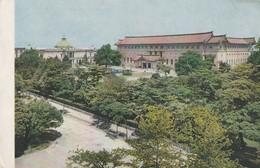 Rare Cpa Japon Années 50 Le Musée National - Nagoya