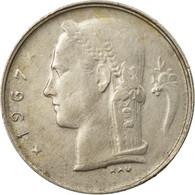 Monnaie, Belgique, Franc, 1967, TTB, Copper-nickel, KM:143.1 - 1951-1993: Baudouin I