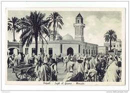 36843 ( 2 Scans ) Tripoli Sugh El Giuma Mercato - Liberia