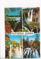 PLITVICKA JEZERA, Croatia, 1983 Used Postcard [22273] - Croatia