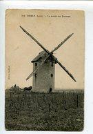 Moulin Troussets Baule - France