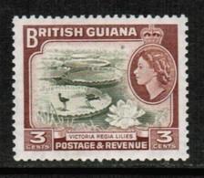 BRITISH GUIANA   Scott # 255* VF MINT LH (Stamp Scan # 432) - British Guiana (...-1966)