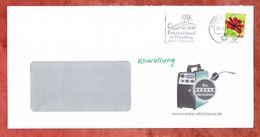 Brief, EF Schokoladen Kosmee Sk, Entwertet Caprima Freizeitbad Dingolfing Briefzentrum 84, 2018 (60453) - BRD