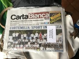 Italia Carta Bianca Valbormida - Non Classificati