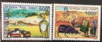 Sénégal 2005/2006 28e Rallye Paris Dakar Motocross Motorcycle Motorsport Voiture Car Sport 2 Val. RARE  **MNH - Senegal (1960-...)